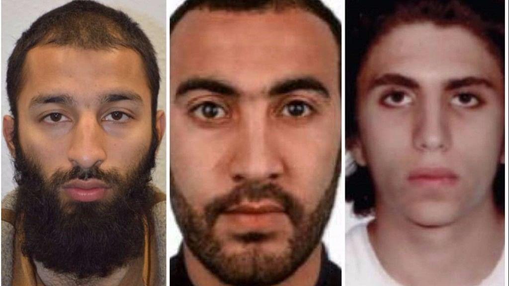 """All three attackers in London's knife and van attack have been named by the police. (Photo Courtesy: Twitter Screenshot / <a href=""""https://twitter.com/metpoliceuk"""">Metropolitan Police</a>)"""