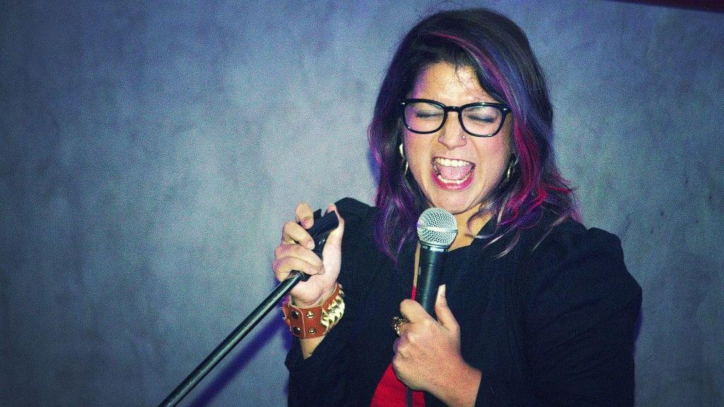Aditi Mittal talks about the female comedy scene.