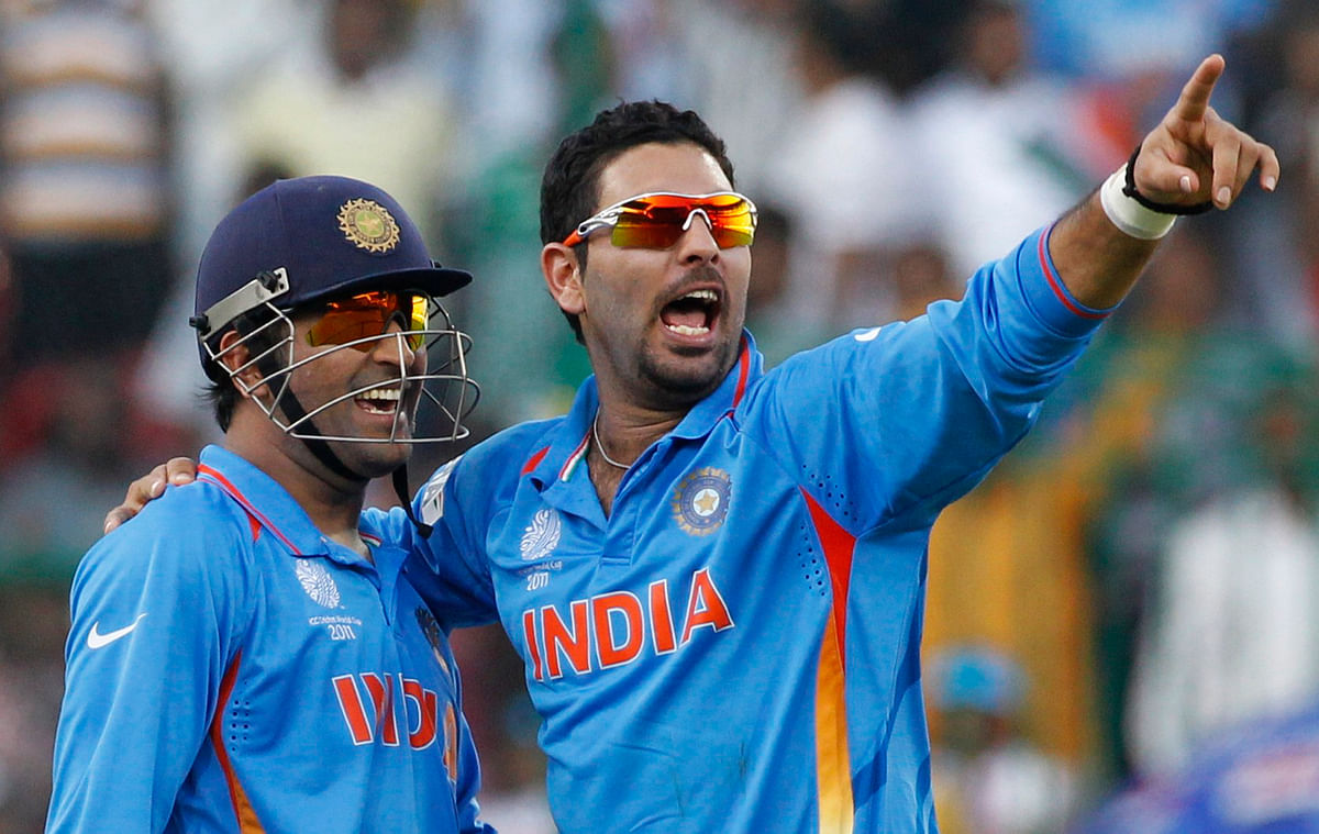 Was Yuvraj Ever Even Good Enough to Bat at Number 4?
