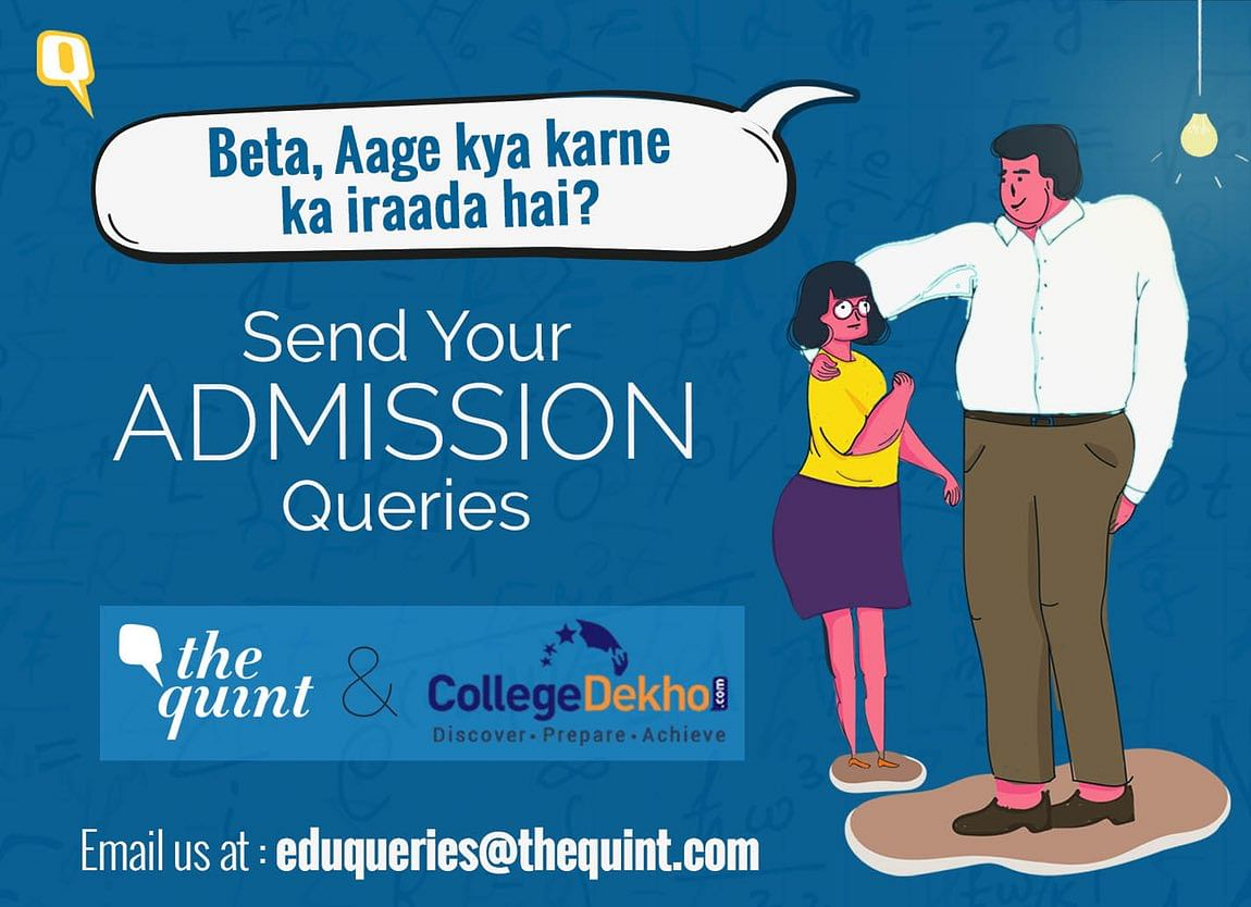 From Courses to Cut-Offs, We Answer Your Questions on Admissions