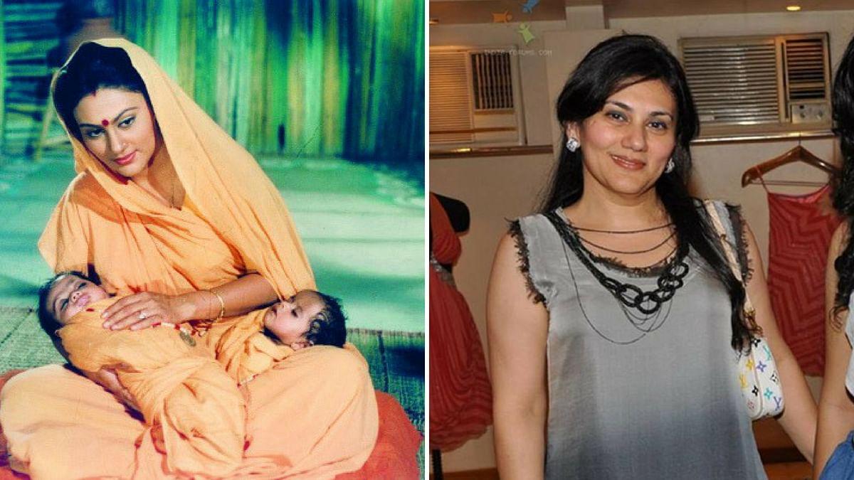Deepika Chikhalia as Sita in 'Ramayana'. (Photo Altered by <b>The Quint</b>)
