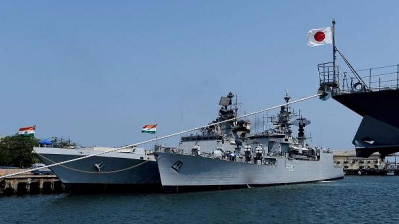 China Happy With India Keeping Australia Out of Joint Naval Drill