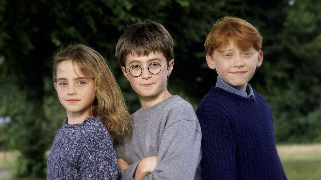 """Remember when the cast of the Harry Potter films looked like this? (Photo: Instagram/<a href=""""https://www.instagram.com/complex/?hl=en"""">Complex</a>)"""