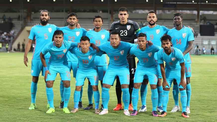 Indian Men's Football Team Cleared to Play Asian Games, Women Wait