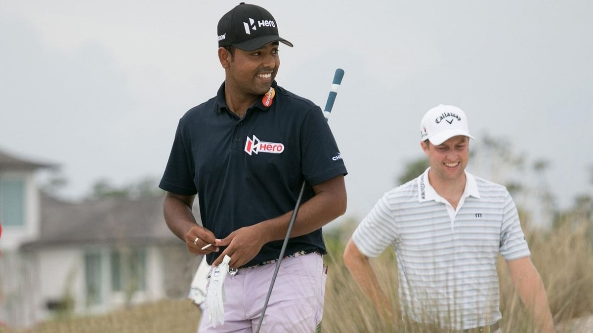 Lahiri did not even watch the US Open.