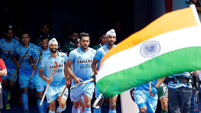 India beat Pakistan 7-1 in the Hockey India League semi-final on Sunday. (Photo: Hockey India)