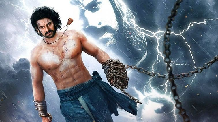 A still from <i>Baahubali: The Conclusion</i>.