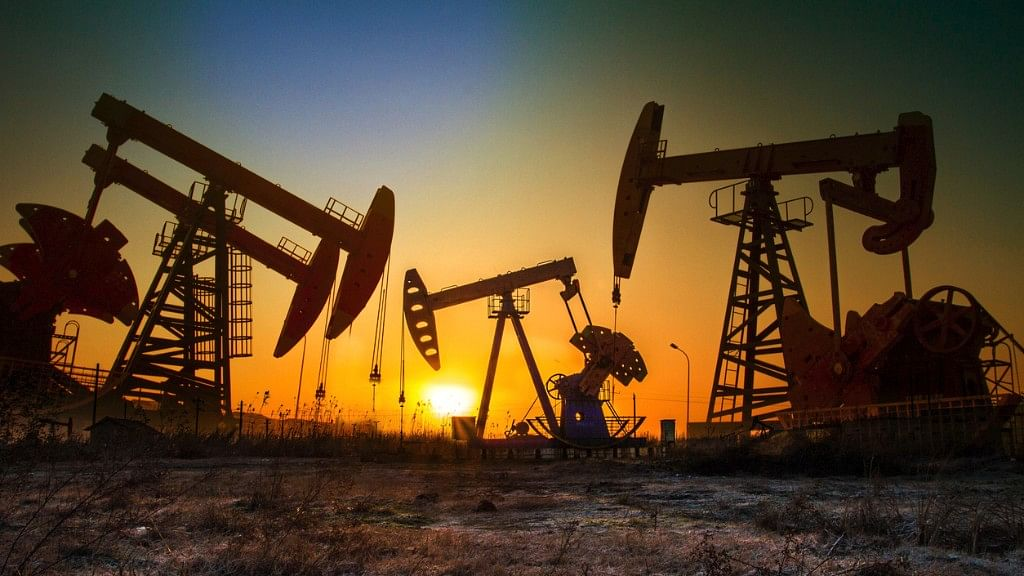 Representational image of an oil field. (Photo: iStock)