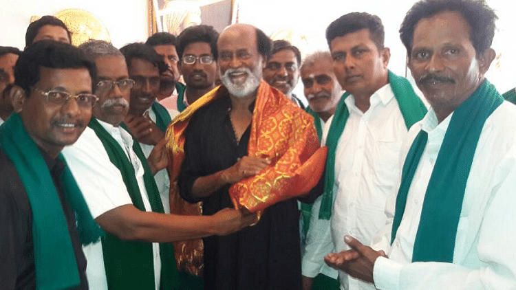 Tamil Farmers Remind Rajinikanth of His Promise to Donate Rs 1 Cr