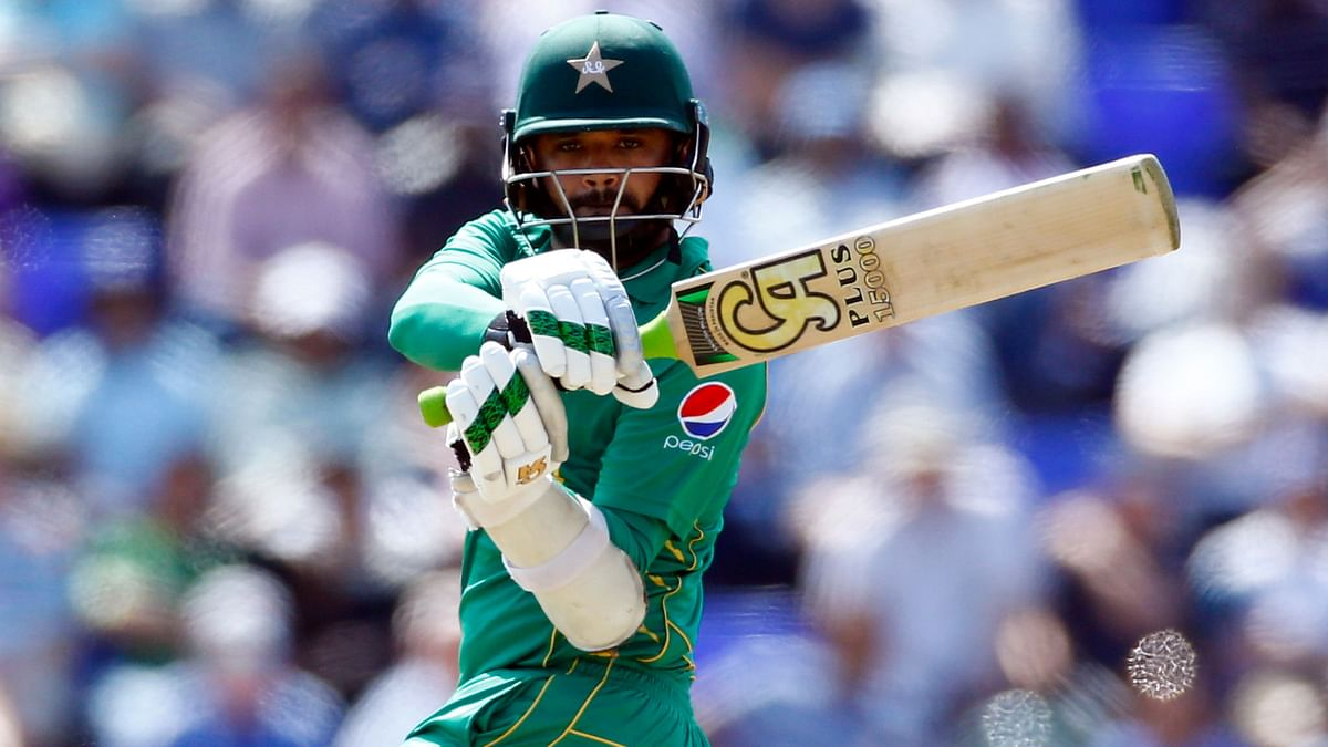 Ahead of the much awaited India-Pakistan final, former Pakistan captain speaks to The Quint's Hemant Buch. File photo of Azhar Ali. (Photo: Reuters)