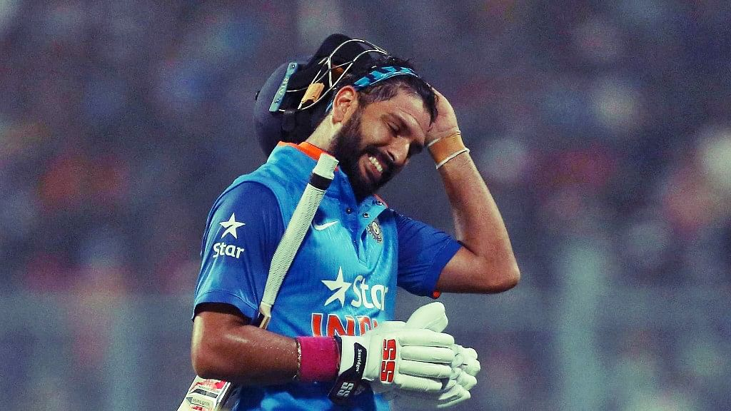 Should Yuvraj be batting at number 4, if at all?