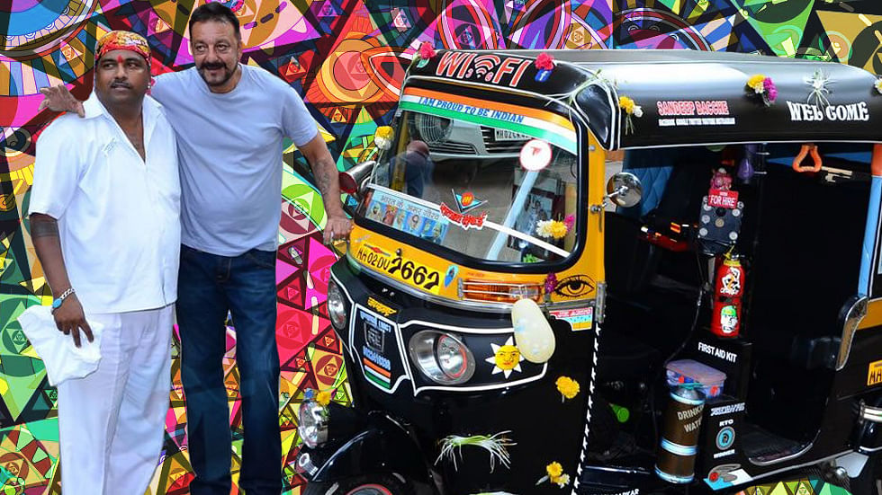 Watch: Sanjay Dutt's Biggest Fan Sandeep Bacche Reacts to 'Sanju'