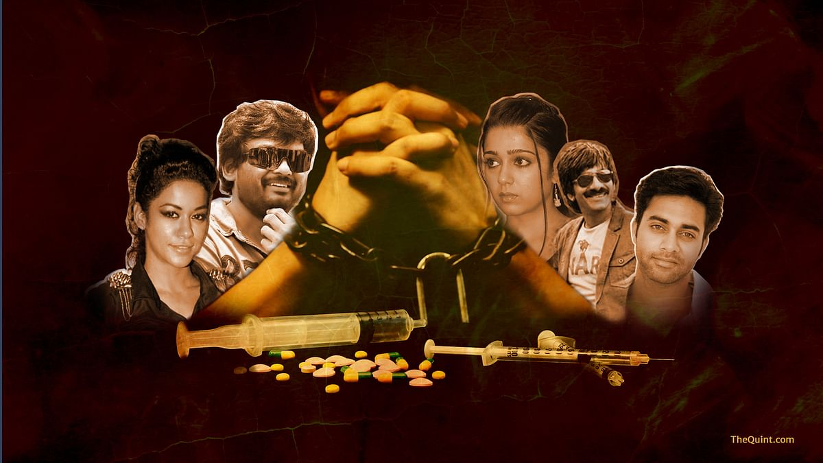 The Tollywood Drug Racket: Shiny Stardust and Shady Dope Bust