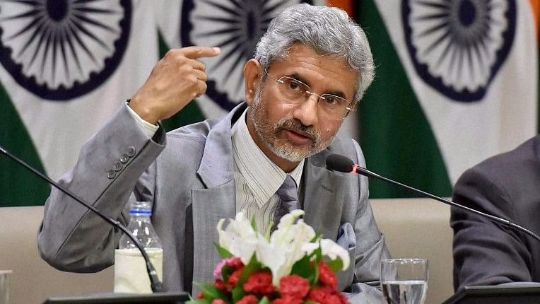 EAM Jaishankar Joins G7 Meet Virtually in UK After COVID-19 Scare