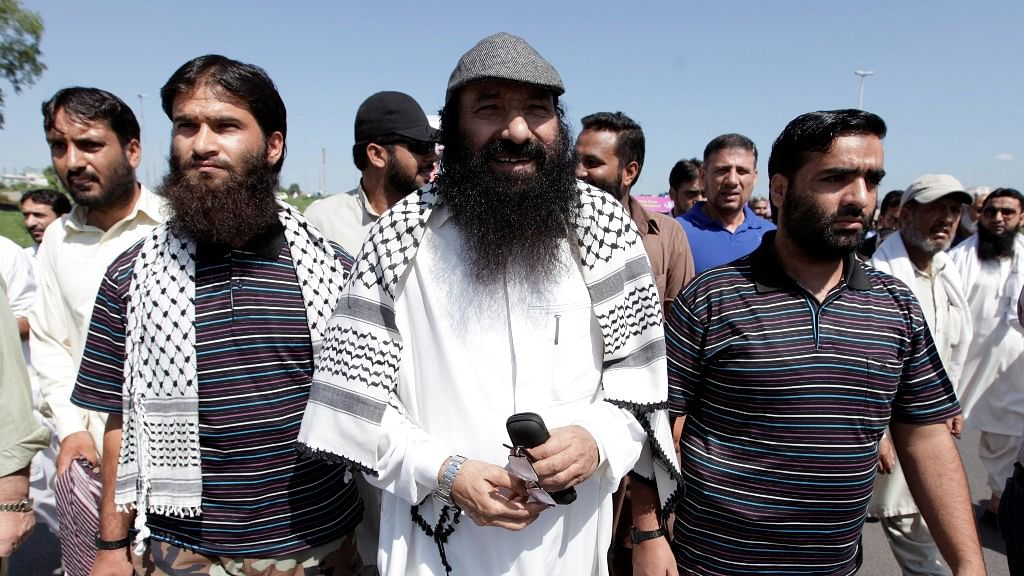 NIA Arrests Hizbul Mujahideen Chief's Son in Terror Funding Case
