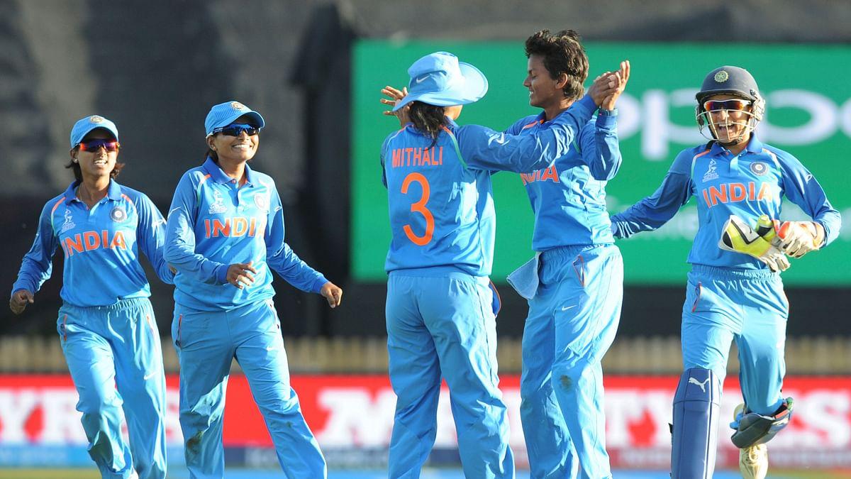 India beat Australia in the Women's World Cup Semi-final.