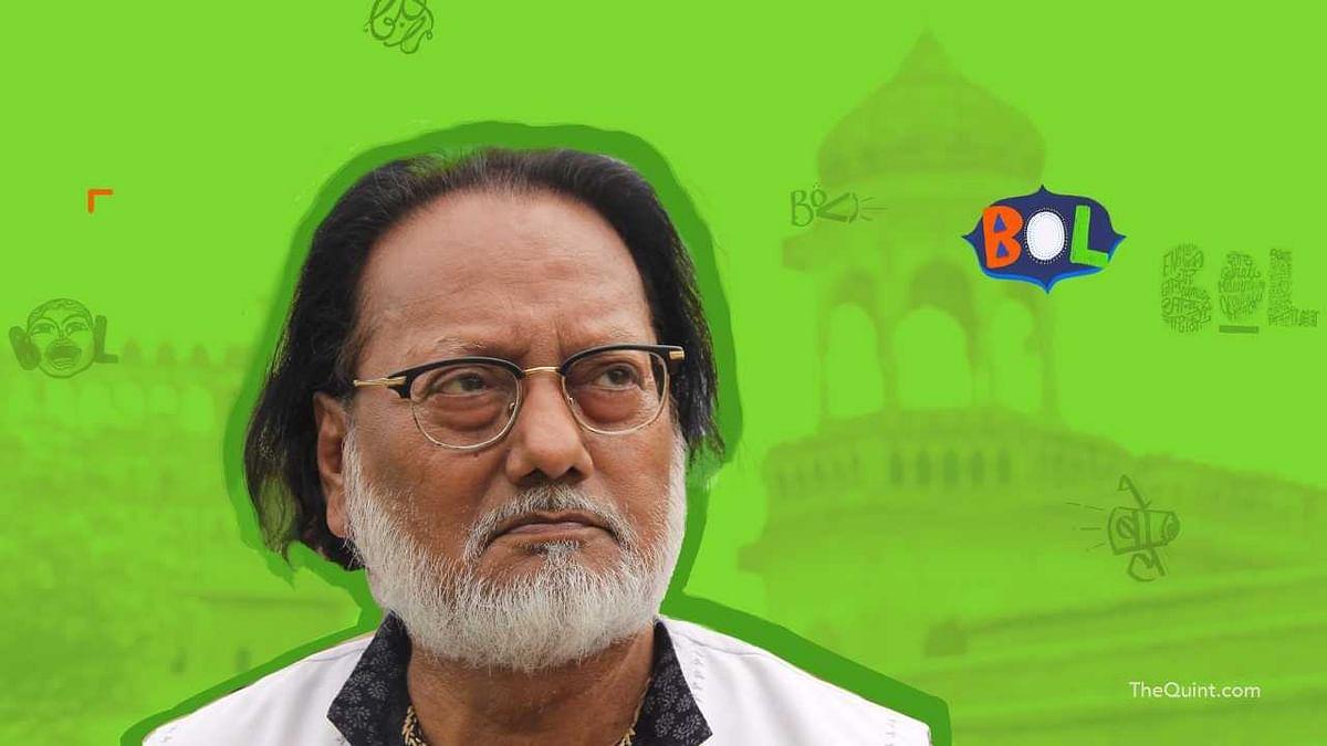 Urdu poet Anwar Jalalpuri gives his message for Independence Day.