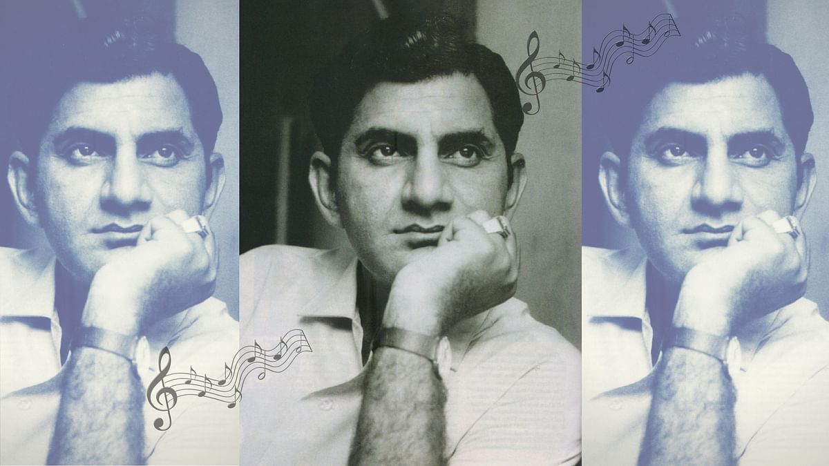 Bollywood's inimitable wordsmith for every generation: Anand Bakshi.