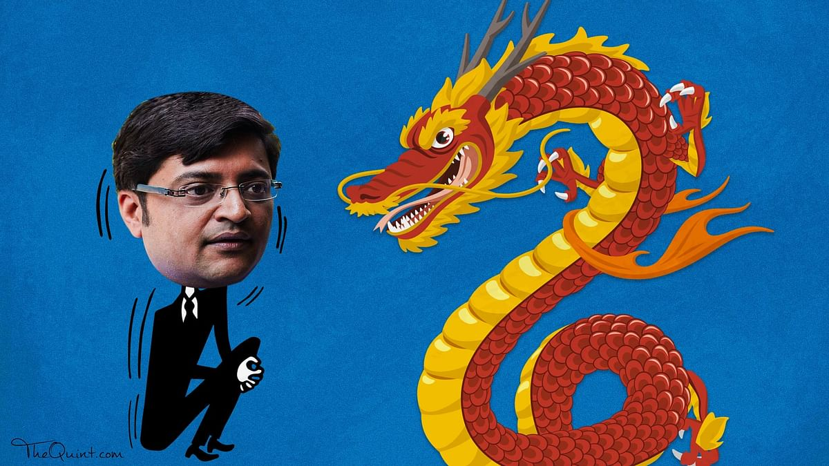 Calm on China, Bluster on Pakistan: What's Up Arnab Goswami & Co?