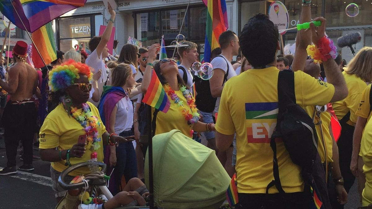 What I experienced was a city, a country so welcoming to – and so inclusive of – all its citizens, no matter their sexual orientations, that it warmed my heart.