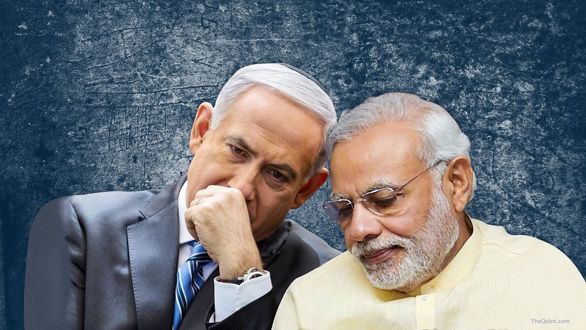 Terrorism did figure in the joint statement between India and Israel, but not in any prominent way.