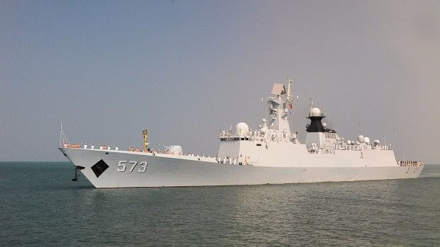 Chinese Naval Inventory Outguns Indian Navy 4 to 1