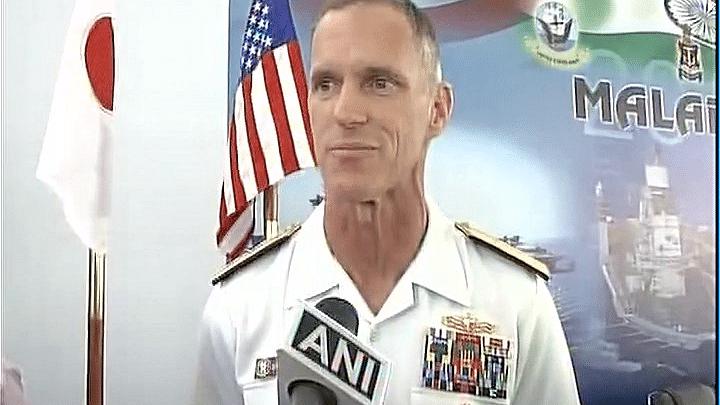 Rear Admiral WD Byrne Jr
