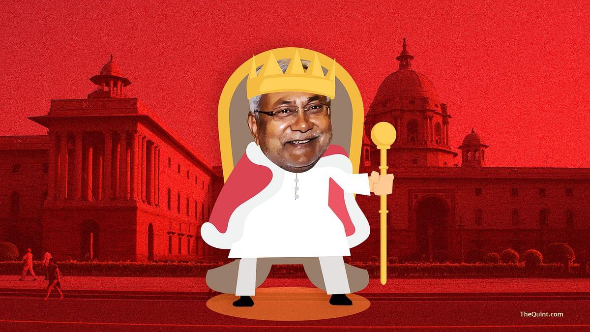 Nitish Kumar Won't Join NDA – Definitely Not After CBI Raided Lalu