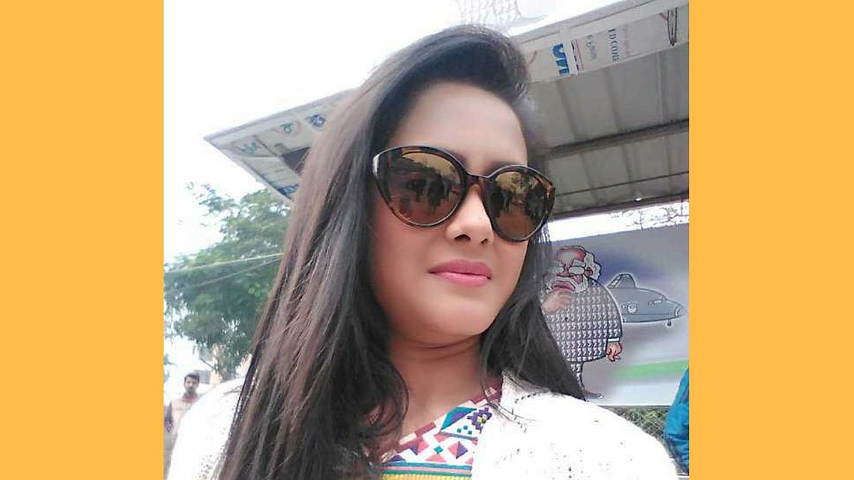 Bidisha Bezbaruah allegedly committed  suicide.