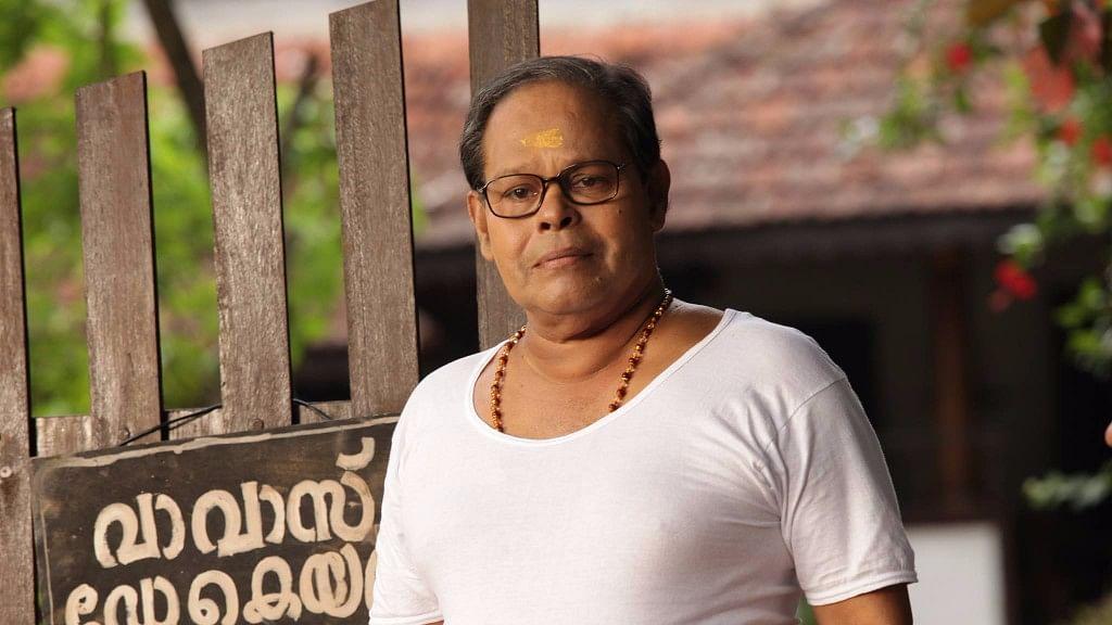 Kerala MP and Malayalam film actor, Innocent Vareed Thekkethala.