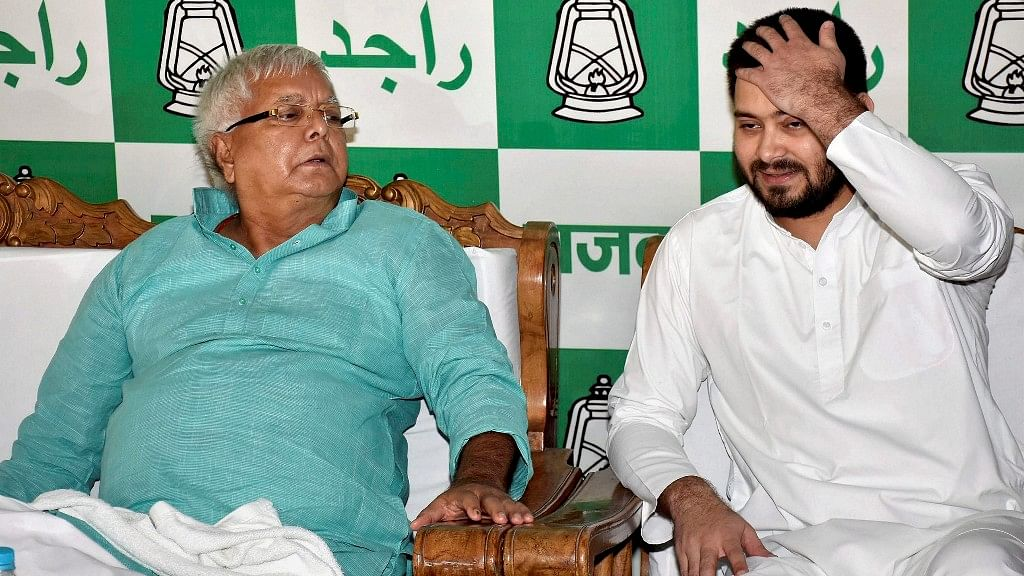 Lalu Yadav Out on 9 Nov, Nitish's Farewell Next Day: Tejashwi