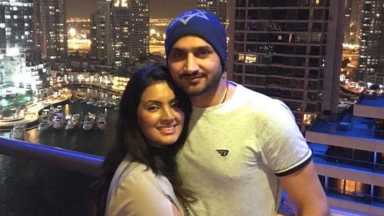 Harbhajan Singh and Geeta Basra Blessed With a Boy