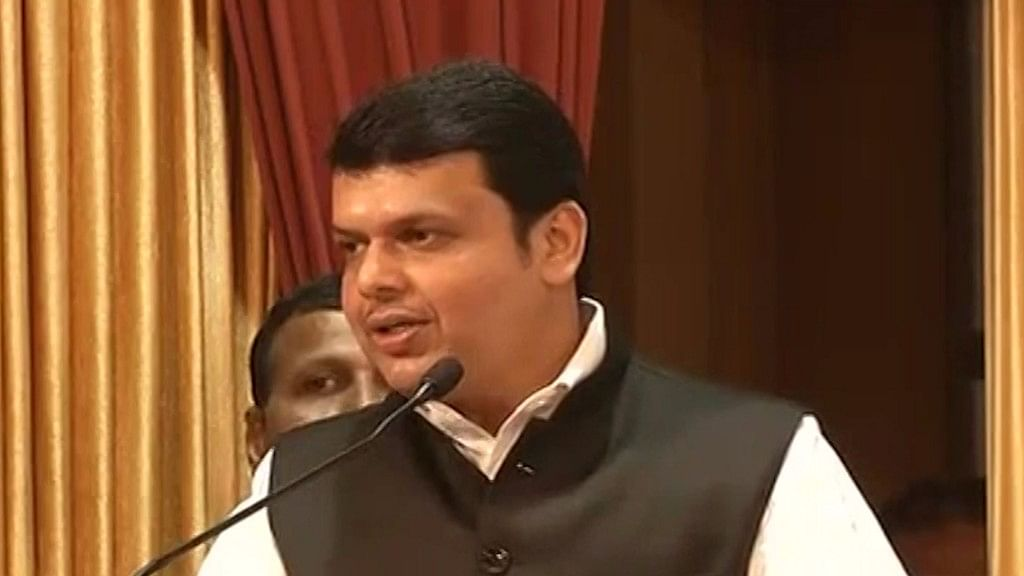 Maharashtra Chief Minister, Devendra Fadnavis.