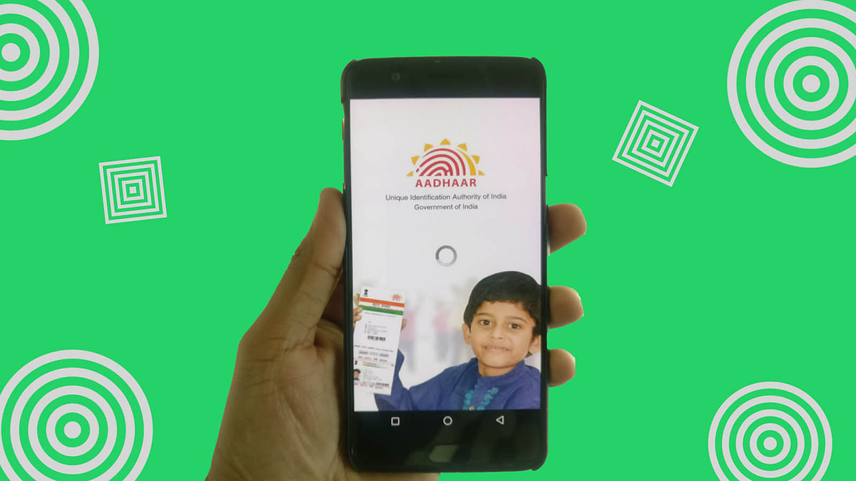 mAadhaar app is available to Android users for now.