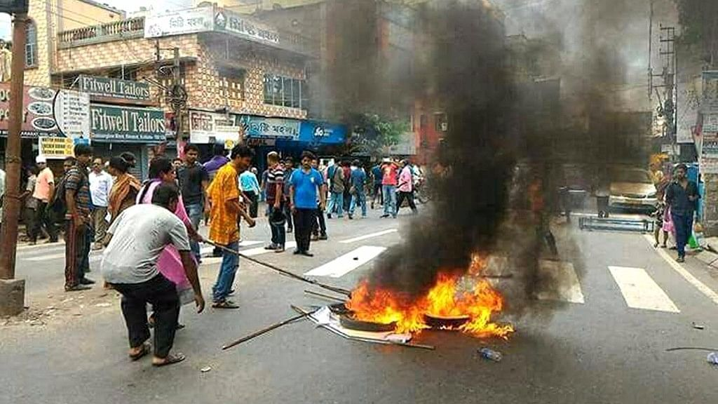 Communal clashes broke out in West Bengal's North 24 Parganas district on Monday night. (Photo: IANS)