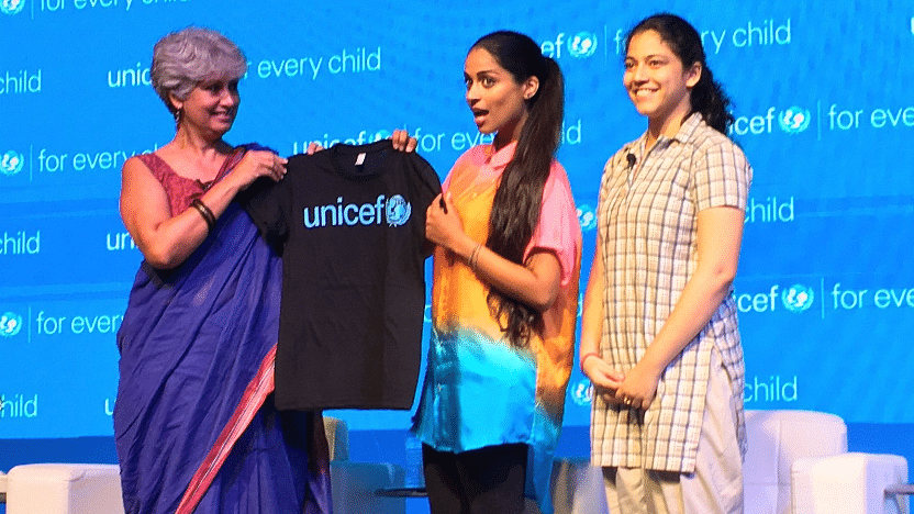 'Superwoman' Lilly Singh Now UNICEF's Global Goodwill Ambassador