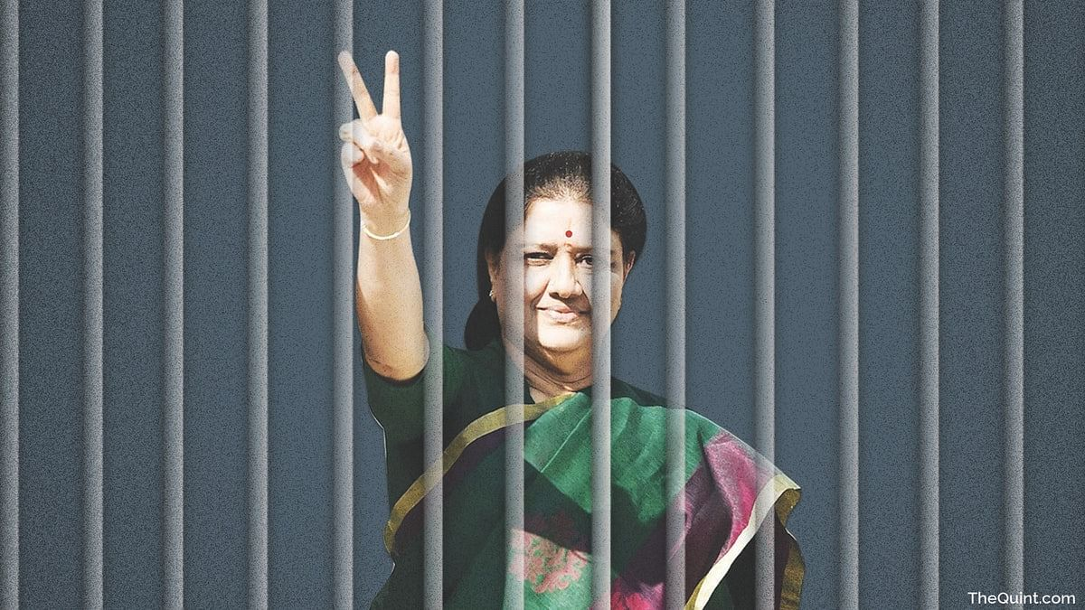 The Enforcement Directorate filed the cases against Sasikala and her nephew V Bhaskaran for routing money to foreign firms without the approval of the Reserve Bank of India.