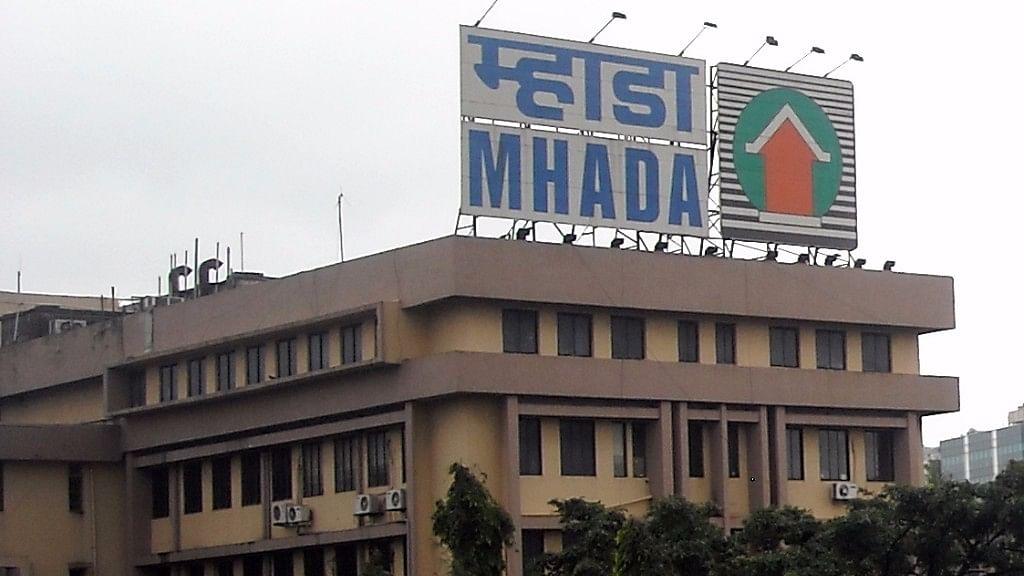 Representational image of a MHADA building.