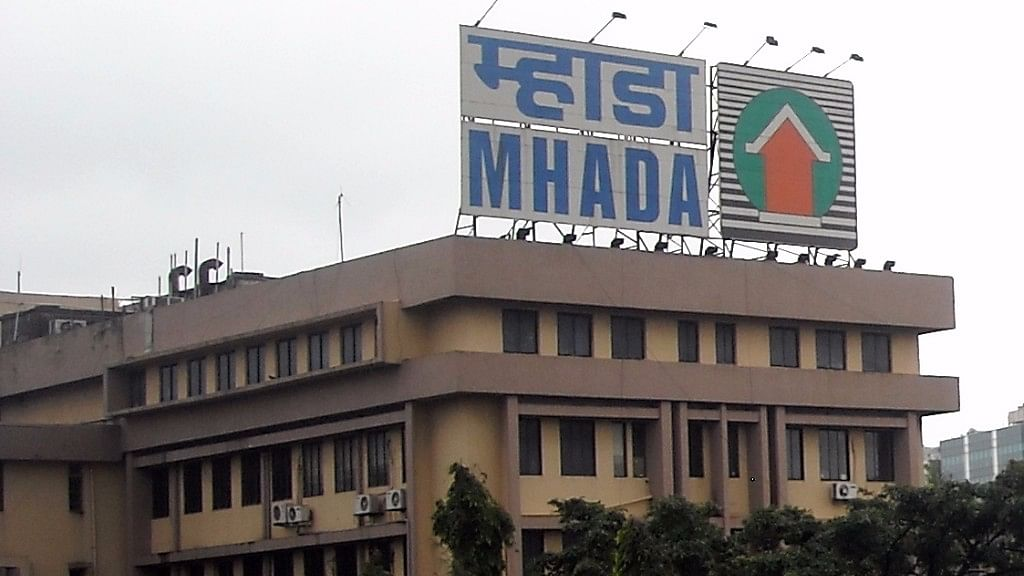A MHADA building. Photo used for representational purpose.