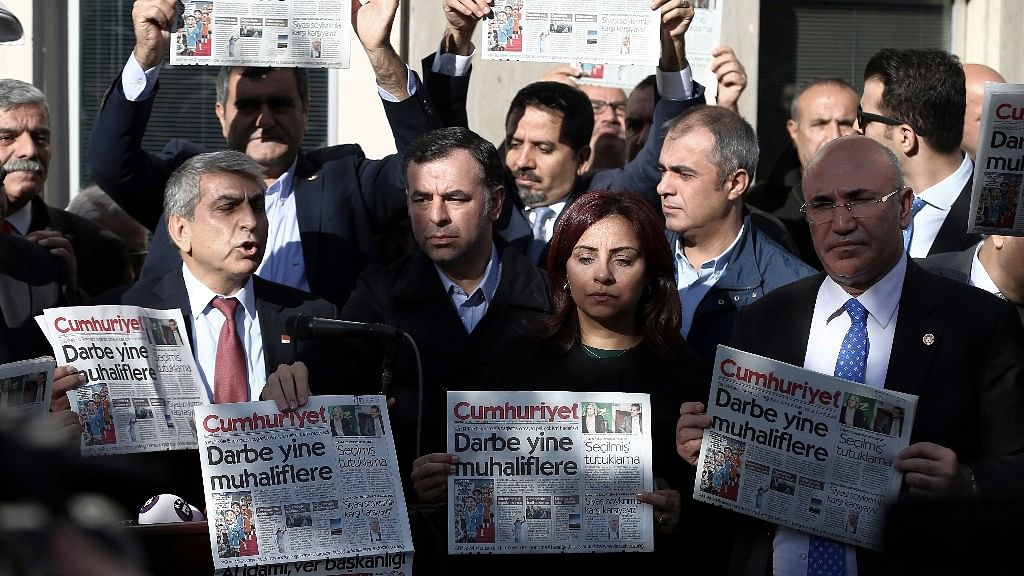 This year, Turkey commemorates Press Freedom Day as 'Struggle for Press Freedom Day' in prisons, courtrooms and exile.