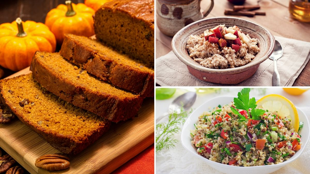 You'll Love Your Oats! 5 Recipes to Make 'Boring' Food Tasty