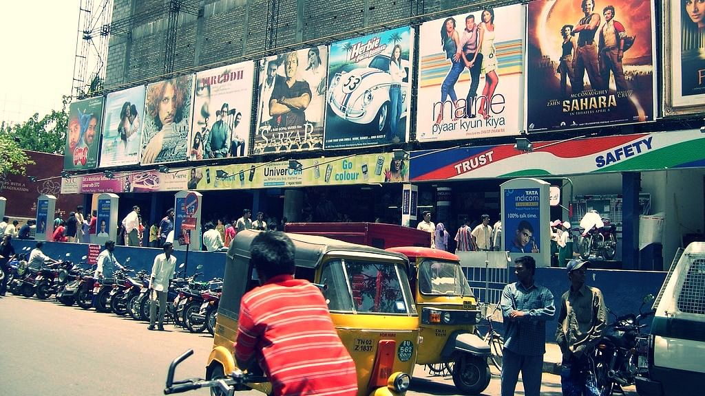 Sathyam Cinemas in Chennai. Photo used for representational purpose.