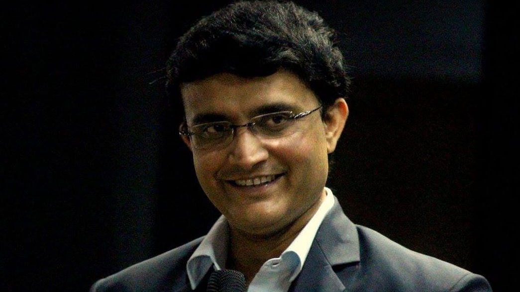 File photo of Sourav Ganguly.