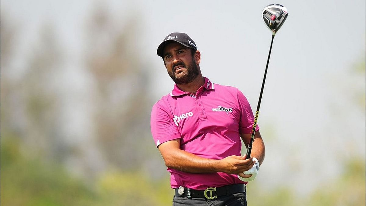 """Shiv Kapur has qualified for The Open. (Photo: Twitter/<a href=""""https://twitter.com/asiantourgolf"""">asiantourgolf</a>)"""