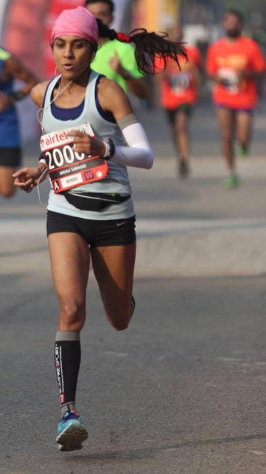 #GoodNews: Indian Woman Completes 89 KM Comrades Marathon