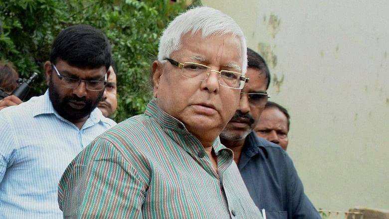 Lalu Found Guilty in 3rd Fodder Scam, Gets 5 Years in Jail