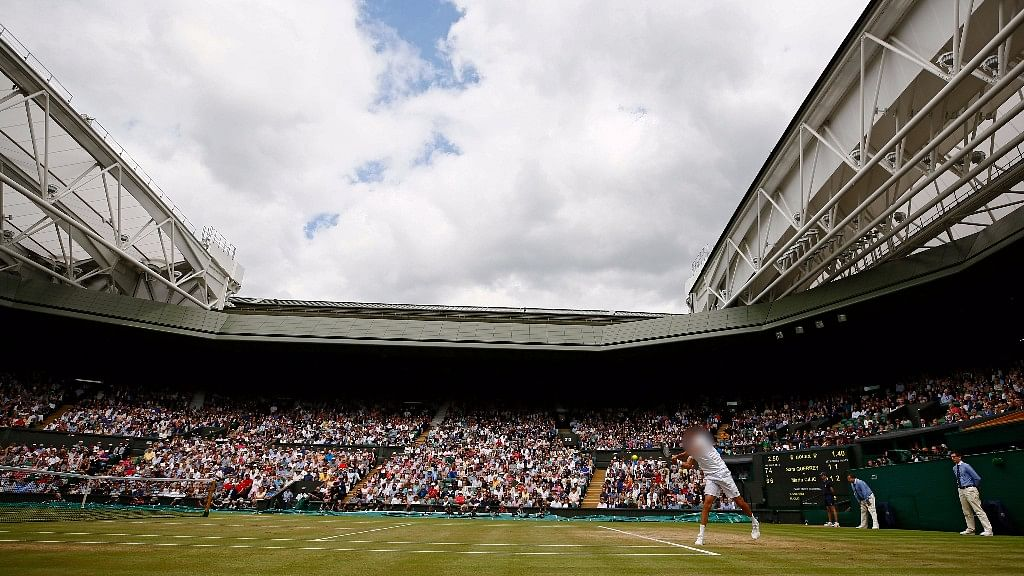 A total of four matches at Wimbledon and the French Open have been flagged for unusual betting patterns.