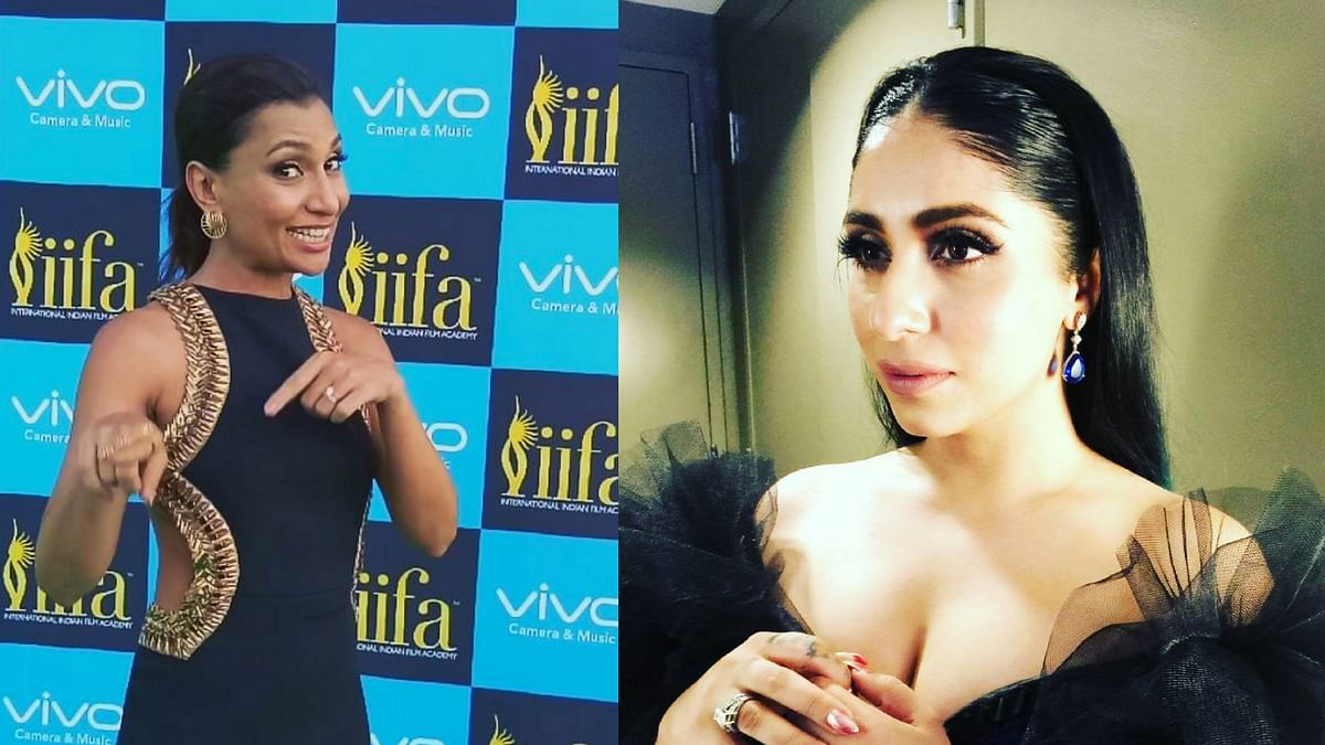 Neha Bhasin takes on Miss Malini in a war of words on Twitter.