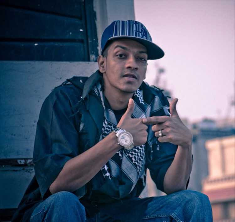 Mudassir Ahmed, the rapper!