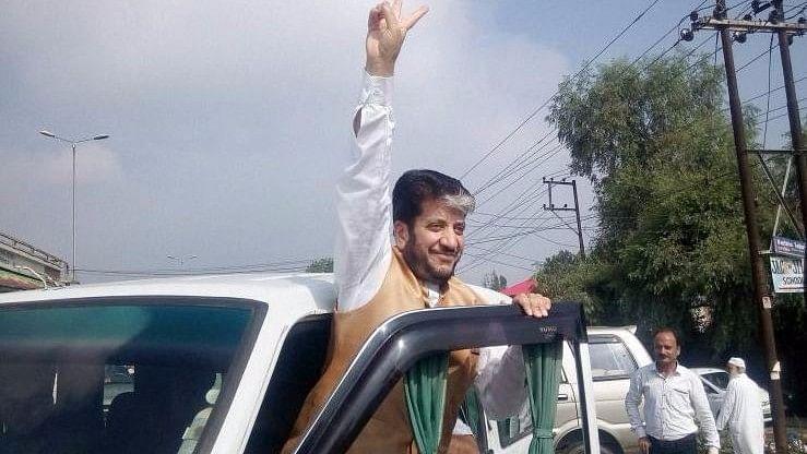 Separatist leader Shabir Shah.